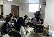 A lecture of urticaria and pollen in China